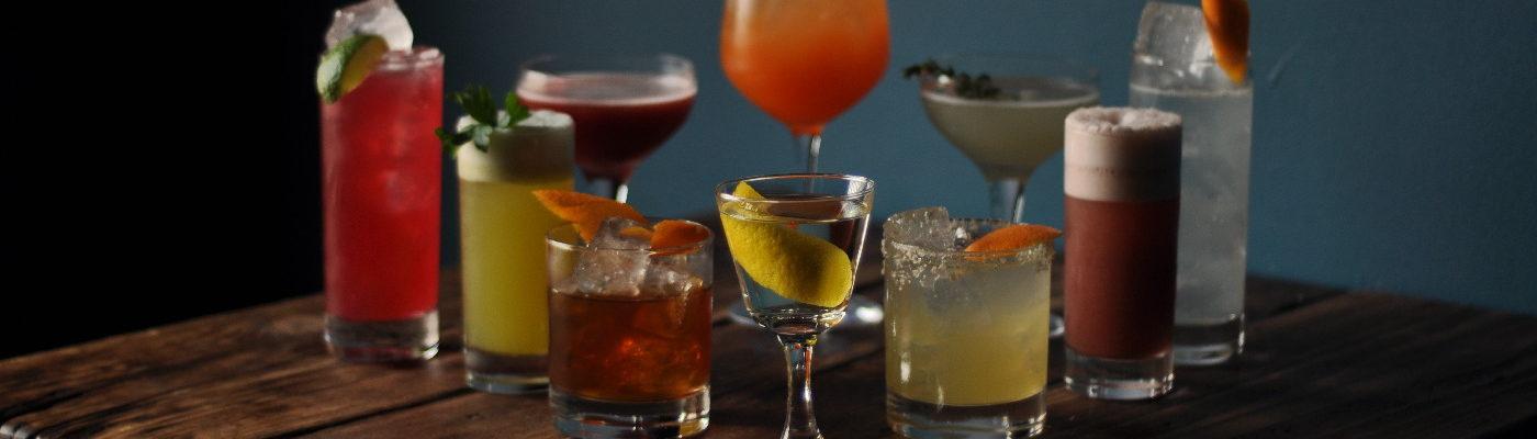 Hawthorn Cocktails